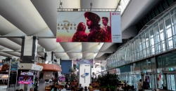 OTT brands go all out at Bengaluru airport