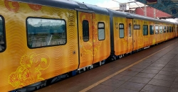 IRCTC to have branding rights on Ahmedabad-Mumbai Tejas trains