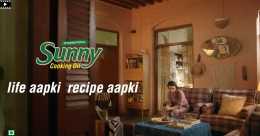 Sunny Oil's new brand recipe includes OOH