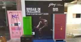 Try to Break-In: Challenges Godrej Security Solutions to masses