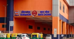 IOC in co-branding deal with DMRC