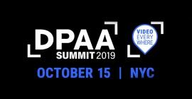 DPAA's 2019 Video Everywhere Summit in New York on Oct 15