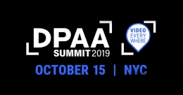 DPAA's 2019 Video Everywhere Summit in New York on Oct 15