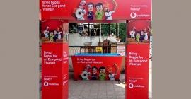 Vodafone Idea's green Ganesh initiative for Punekars