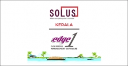 Solus Ad Solutions selects Edge1 Outdoor Media Management Software