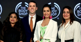 The Body Shop onboards Shraddha Kapoor as new brand face