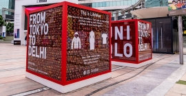 From Tokyo to Delhi: UNIQLO approaches touchpoints for branding