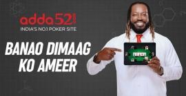Adda52.com launches OOH led Campaign #BanaoDimaagKoAmeer