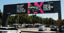 US OOH sales gain +7% in 2019 H1: Magna Fall 2019 report