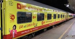 PNB takes train wrap branding for long term