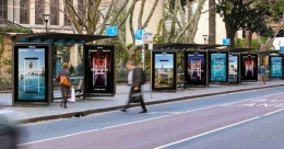 10.8 million Australians of 14+ age see DOOH each week