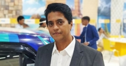 HP's Santosh Nair quits