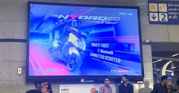 TVS targets Gen Z with metro branding for new TVS NTORQ 125