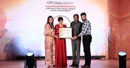 Kaushik Outdoors wins ET Enterprise Icons Award 2019