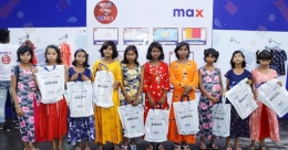 Max Fashion builds 'Wall of Kindness' at Durga Puja Pandal