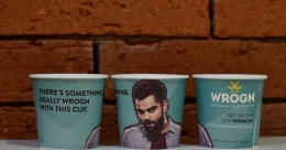 WROGN unveils new collection on a cup