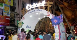 Dabur Odonil makes its fragrance felt at Pandal