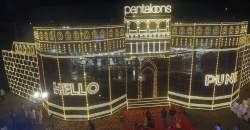 Pantaloons' historic touch adds cheer in Pune festive season