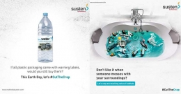 Mahindra Susten's #CutTheCrap activation promotes greater sustainability