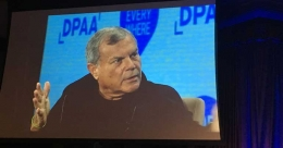 Increase DOOH networks screens to 1mn: Sir Martin Sorrell