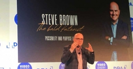 DOOH more intimately connected with the physical world today, says futurist Steve Brown