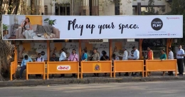 Asian Paints Royal Play(s) well with traffic signal with DOOH approach
