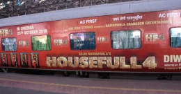 WR's maiden 'Promotion on Wheels' special train goes Housefull