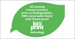 ColorJet promotes complete Green Printing with BioPrintTM