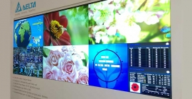 Delta launches 4K Laser DLP® Video Wall