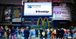 Clear Channel Outdoor, Broadsign partnership expands access to U.S. pDOOH Inventory