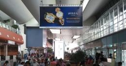 Titan taps premium airport media to showcase latest Eponymous collection