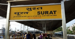 Western Railway invites bids for ad rights at Surat station
