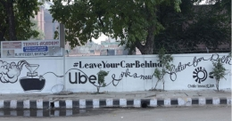 Uber culminates #LeaveYourCarBehind campaign with eco-friendly branding