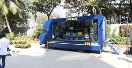 IKEA comes on wheels to Mumbai