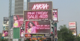 Nykaa adds new hue to Black Friday Sale