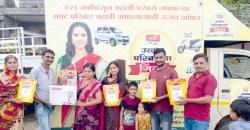 Sapat Parivar Tea captures audience with audio ads in media dark areas