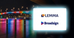Broadsign partners Lemma to expand programmatic DOOH offering in APAC
