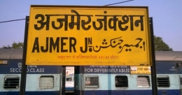 Tender out for Ajmer Railway Station's sole advt. rights