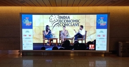 India Economic Conclave 2019 gets bigger stage with Giant LED Video-walls at airports
