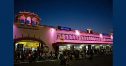 Tender out for advertising rights on Jaipur Station