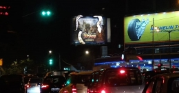 Innovative cut-outs help promote Jumanji 2