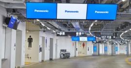 Panasonic installs large screen displays & signages to National Stadium