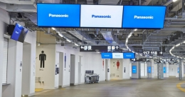 Panasonic installs large screen displays & signages to National Stadium