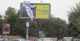 Iconic Michelin Man 'Drives the Change' in India