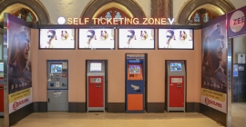 Zee innovates at self-ticketing zones for content promotion