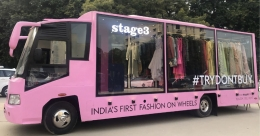 Stage3 comes on roads to redefine fashion consumption