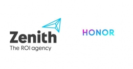 Zenith wins media mandate for HONOR Smartphones