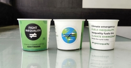 Oxfam India reaches to Gen-Z through cup branding