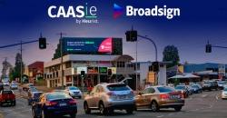 Broadsign partners Heurist's CAASie to offer pDOOH to small biz in Australia