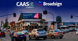 Broadsign partners Heurist's CAASie to offer pDOOH to small biz in Australia